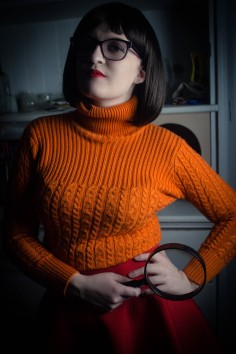 Cosplay Sass - Velma Portraits - Jasemine Denise Photography-14-X3