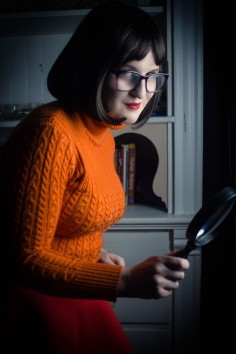 Cosplay Sass - Velma Portraits - Jasemine Denise Photography-8-X3