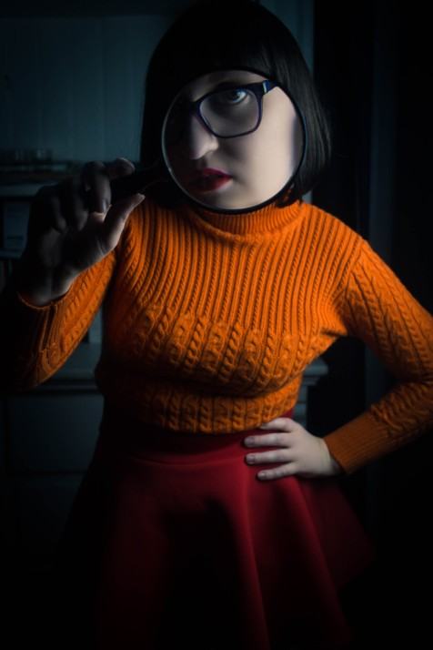 Cosplay Sass - Velma Portraits - Jasemine Denise Photography-9-X3