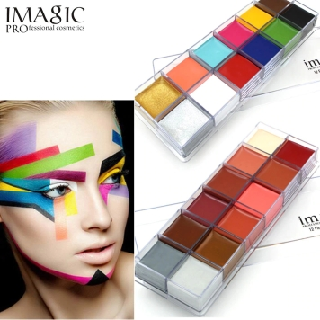 IMAGIC-12-Colors-Body-Face-Oil-Paints-Professional-DIY-Painting-Oil-Art-Make-Up-Use-In