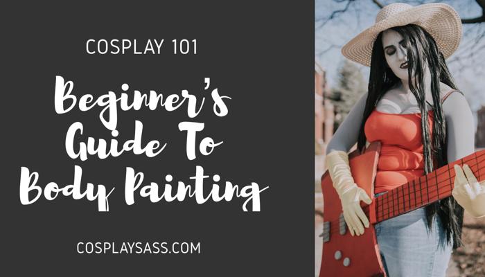 cosplay, adventure time, vampire, body paint, costume, cosplayer, makeup, cosplay 101, cosplay guide, cosplay blog,
