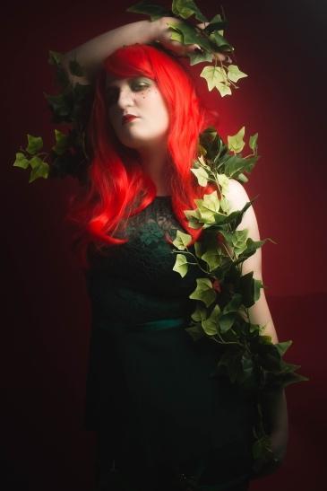 Poison Ivy Cosplay / Jasemine Denise Photography